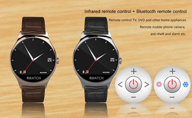 R11 Round SmartWatch for Ios/Android ce rohs gt08 f69 smart watch