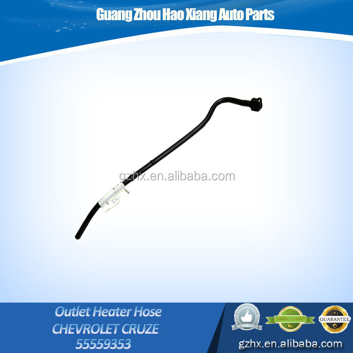 Wholesale Auto/Car Accessories Outlet Heater Hose 55559353 for CHEVROLET CRUZE