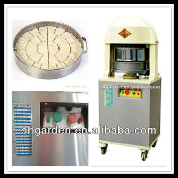 dough divider and rounder machine