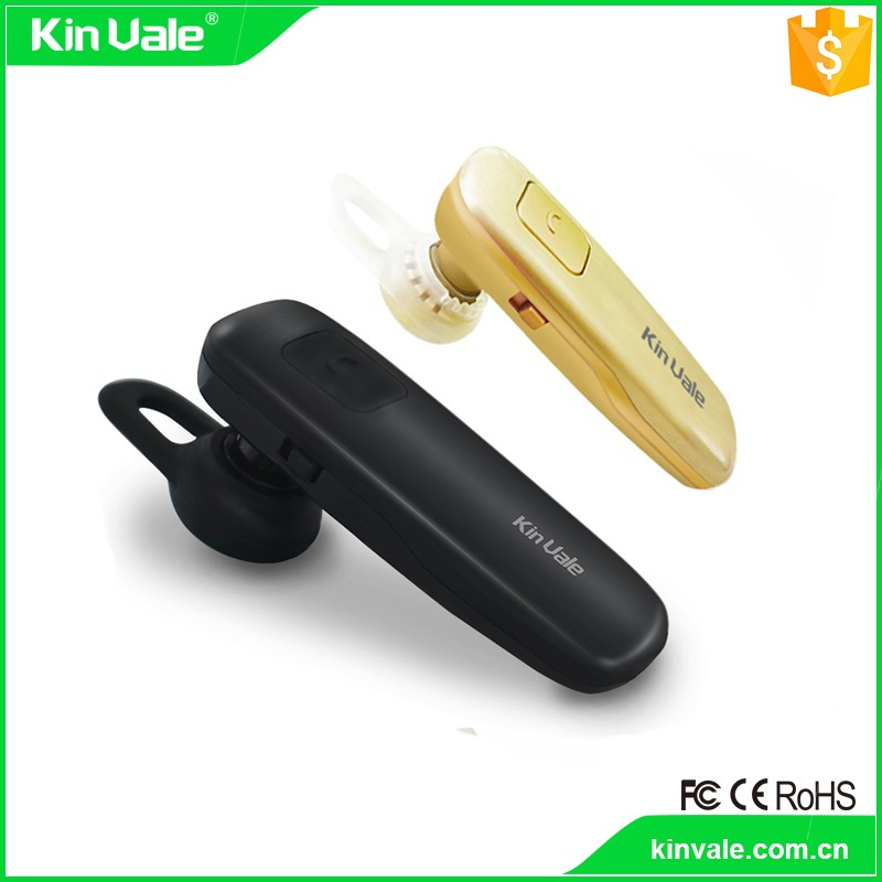 Kinvale Cellphone Accessories Stereo Bluetooth v4.0 Headset With MP3 Player