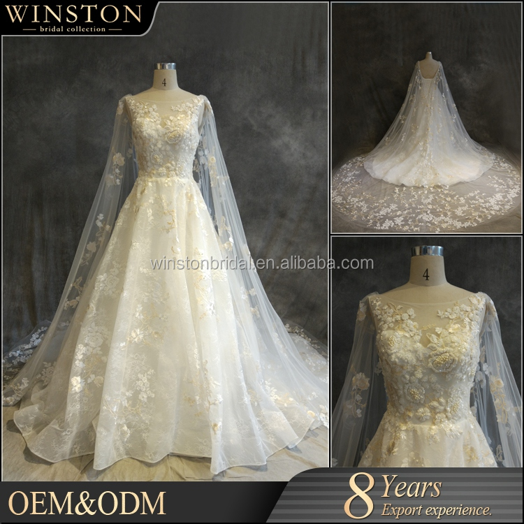 new style bridal Collection cheap wedding dresses made in china