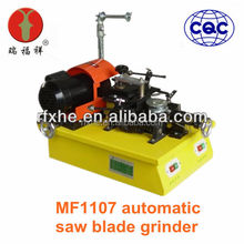 MF1107 automatic band saw blade sharpening machine