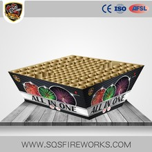 Wholesale consumer 1.4g 116 shots water cake fireworks