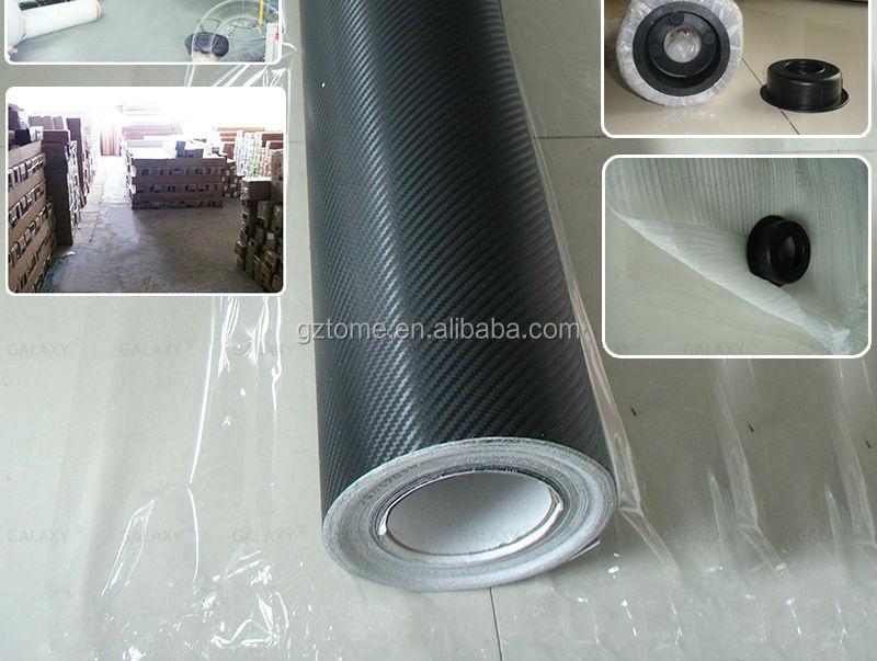3d carbon vinyl car graphic