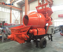 New S tube Salve remote control Concrete Mixer Pump price in India