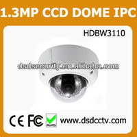 Vandal-proof Dahua CCD Dual Dome Best Hot Video Camera IPC-HDBW3110