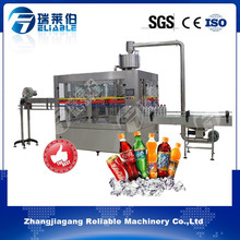 High quality commercial soda water bottle filling machine soda pet bottle filling machine