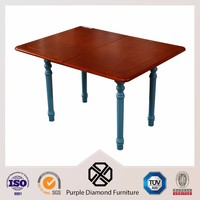 Affordable Dining Furniture MDF Frame Wood Table Leg