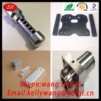 Donggua Hardware Factory Custom High Precision Metal 3D Printer Parts/Aluminum Alloy 3d Spare Parts