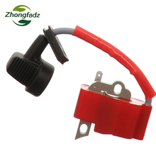 Red Dolmar Chainsaw Ignition Coil PS350 PS351 PS420 PS421 DCS3500 DCS3501 DCS4300 DCS4301
