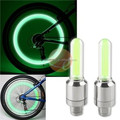 bicycle light valve cap
