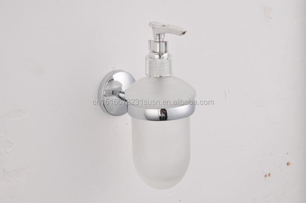 Empty Liquid Hand Soap Dispenser