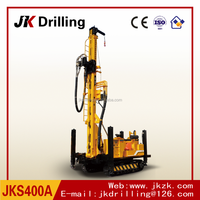 factory price 400m deep multi-function crawler-mounted hydraulic water well drilling machine