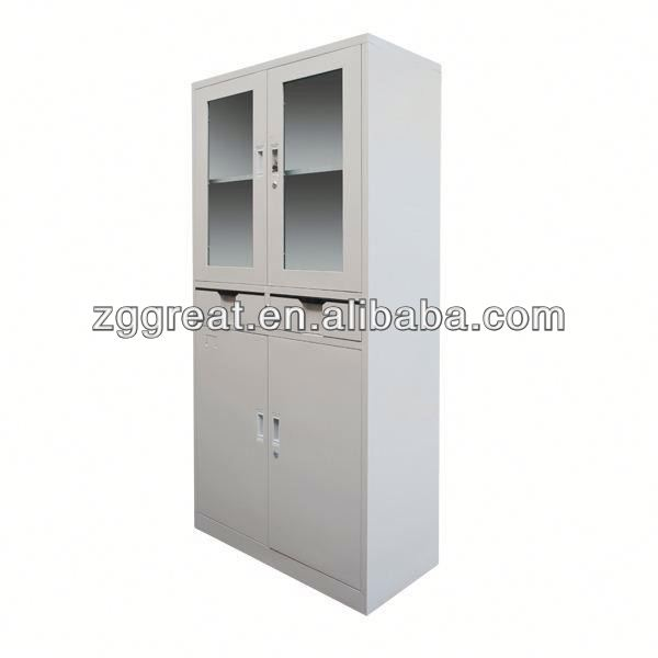 high quality shallow storage cabinet