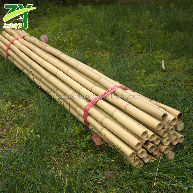 ZY-1001 Chinese Cheap Factory Price Bamboo Sticks for Garden, Construction and Decoration !