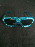 blue party favor disco LED cool fashion Ray Ban Frames Glasses rave party supplies