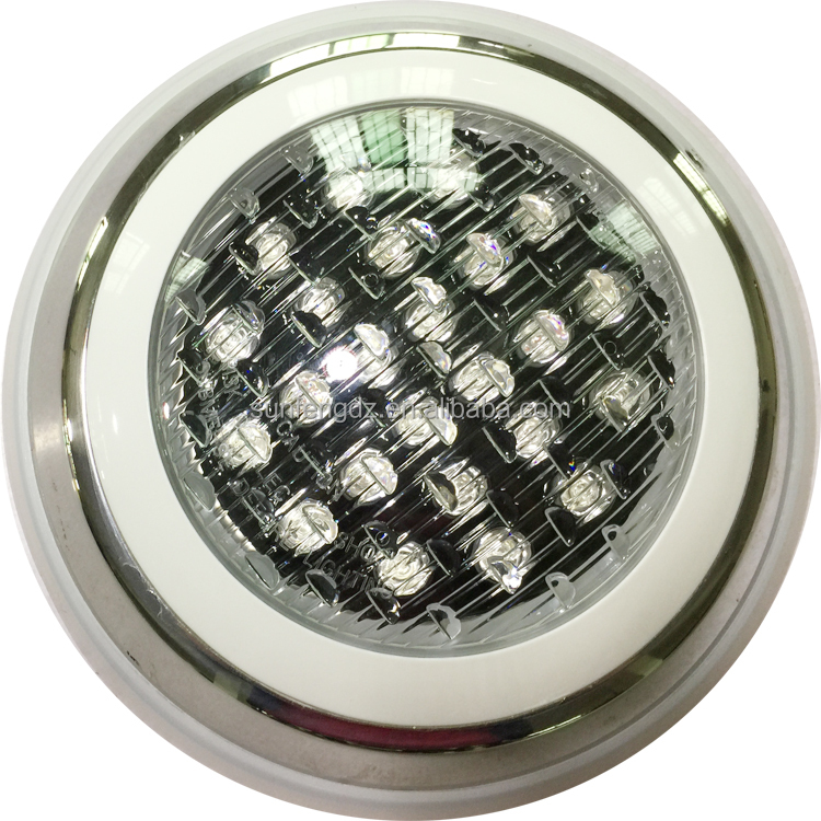 304 stainless steel IP68 swimming pool underwater led lamp 602S
