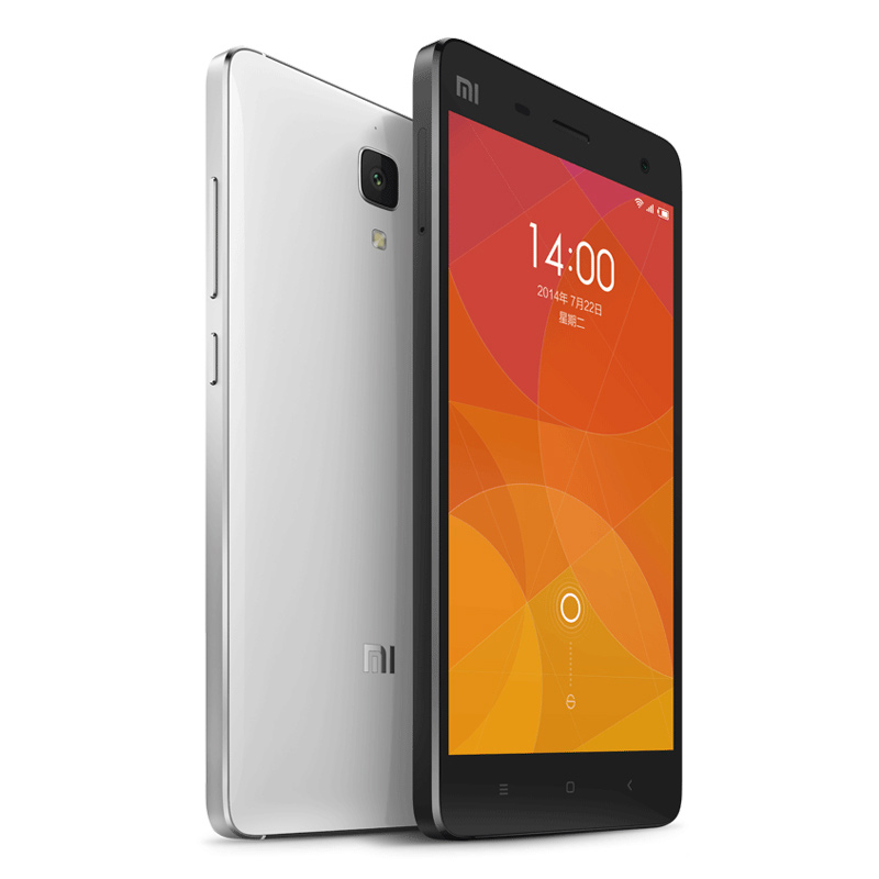 Xiaomi Mi 4 Mi4 Mi India 3GB RAM 64GB ROM Android 4.4 Snapdragon 801 Quad Core 5 inch 13MP Mobile Phone