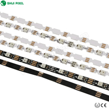 Digital Magic Multi color Changing 60 Pixels 3535 RGB SK6812 Mini Zigzag 5mm PCB <strong>S</strong> Form LED Flexible Light Strip