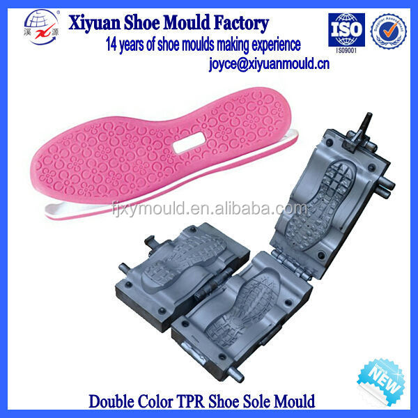 Top Quality Lady TPR Sole Mold Manufacturer