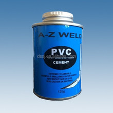 Plastic PVC Pipe Fittings Solvent Welding Cement PVC Glue