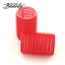 38mm Red Magic Self grip tape Hair Roller