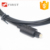 3 ft Molded 3 Foot Digital Optical Audio TosLink Cable - M/M