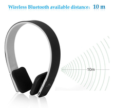 best trendy stereo wireless headband BT headset