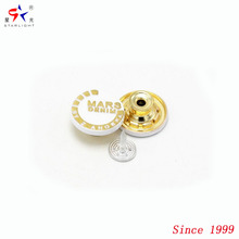 wholesale custom types best fashion women ladies neck embroidered winter garment accessories supplier button studs yiwu