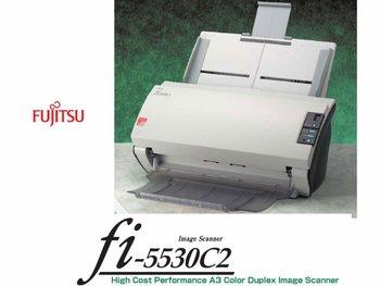 Fujitsu fi 5530c2 document scanner buy heavy duty for Heavy duty document scanner