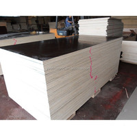 cheap construction concrete formwork film faced plywood building material