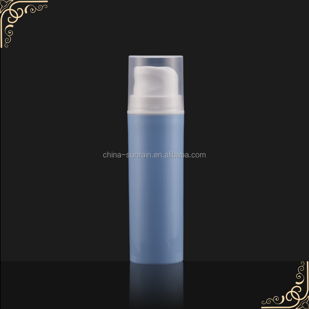 Pump Sprayer Sealing Type and Skin Care Cream,Perfume Use 15ml,30ml ,50ml pp airless bottle