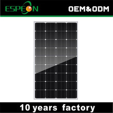 18V PV 100W poly solar panel manufacturer in China