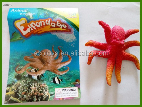 Ocean Growing Toys Magic Water Inflation Animals