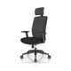 High back leisure swivel specification plastic mesh office ergonomic chair
