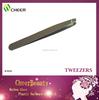 ST075 Metal Tweezers/ Grey Eyebrow Tweezers Wholesale