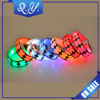 LED Armlets Flashing Light Men's Armlet Nylon Material Factory Supply