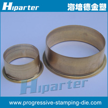 Brass washer progressive drawing dies , copper washer progressive stamping mould