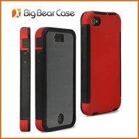 Phone case super protect tough armor case for iphone 4 4s 4g