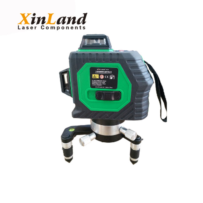 2018 Hottest self-leveling rotary 3d line laser <strong>level</strong> prices green