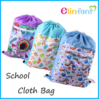 2016 Elinfant wholesale excellent quality cloth bag