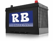RB Sealed Maintenance Free Automotive Batteries