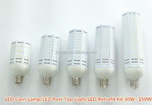 Newest design E40 E27 LED Corn Lights 120W Energy Saving High Power Replace HPS Metal Halide Bulb CFL Bulb