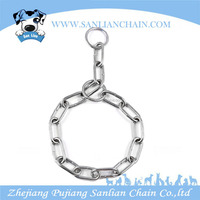 With Heavy Duty And Very Strong Dog Pet Choke Training Collars,Hot Sale Pet Dog Chain