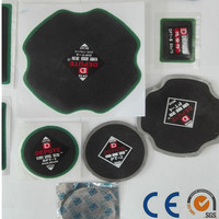 Vulcanization Radial Different size plug patch tires repair patches