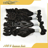 Hair Distributors Wanted Bouncy Curl Temple Fummi Hair In India