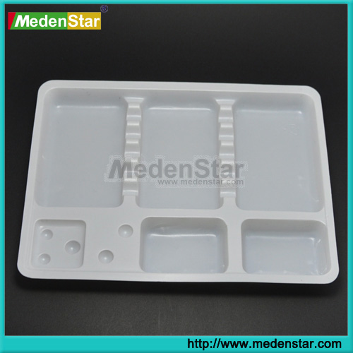 China supply disposable dental instrument tray / dental instrument sterilization tray DMQ03