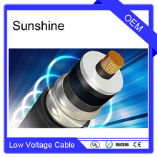 Fire resistant power cable armoured cable ZR-YJLV22 3*120mm2