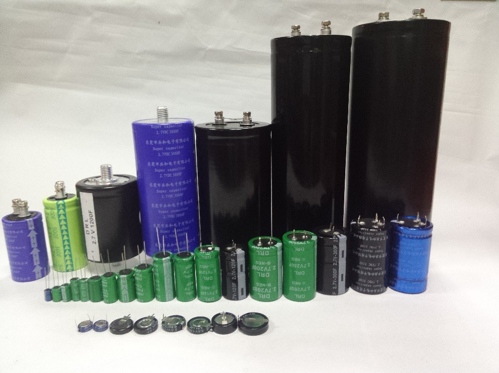 farad ultra capacitor 48v166f super capacitor 1.2 million cycles and fast charging