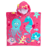 Children Hooded bath towel BT-288